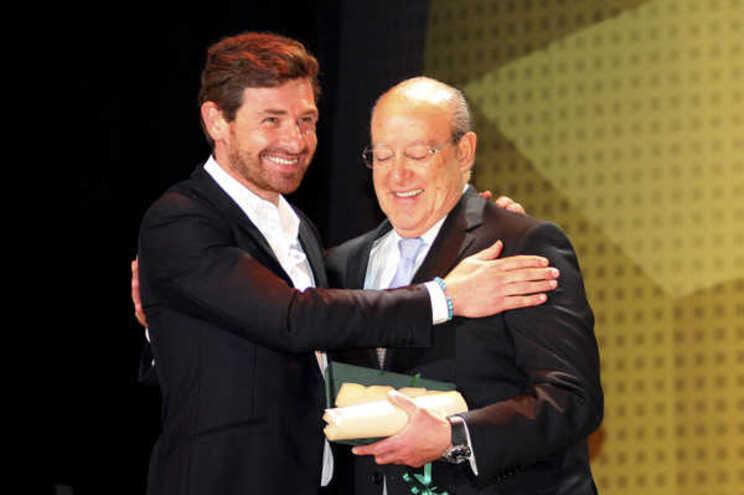 André Villas Boas e Pinto da Costa