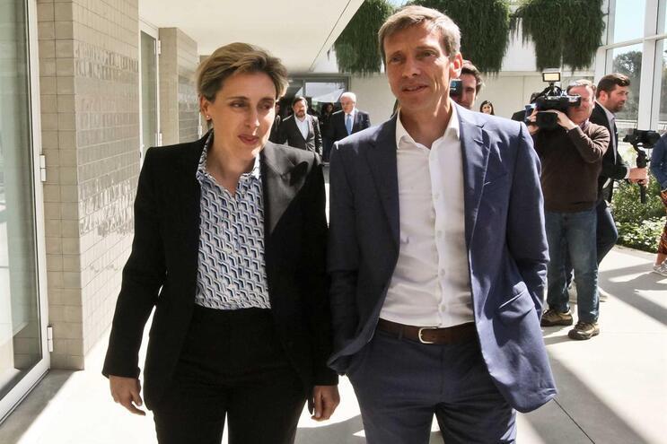 Cláudia Azevedo e Paulo Azevedo