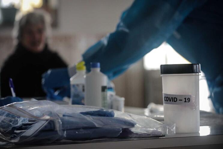 Até agora a Santa Casa conta 45 casos positivos à Covid-19, 28 de utentes e 17 profissionais, aos quais