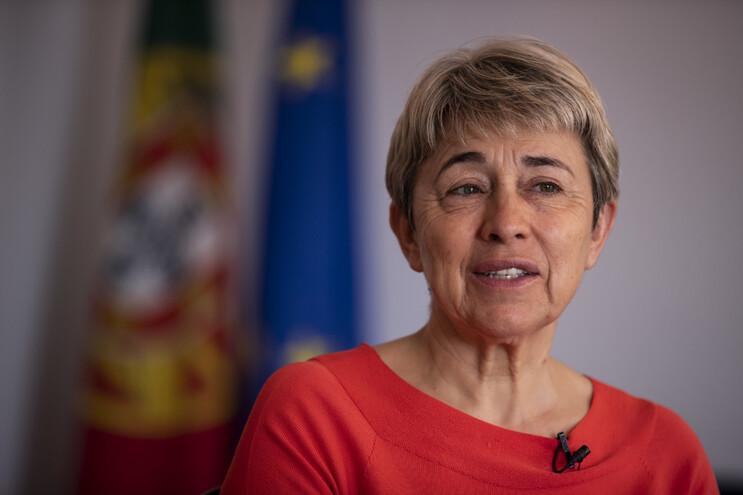 Berta Nunes, Secretária de Estado das Comunidades