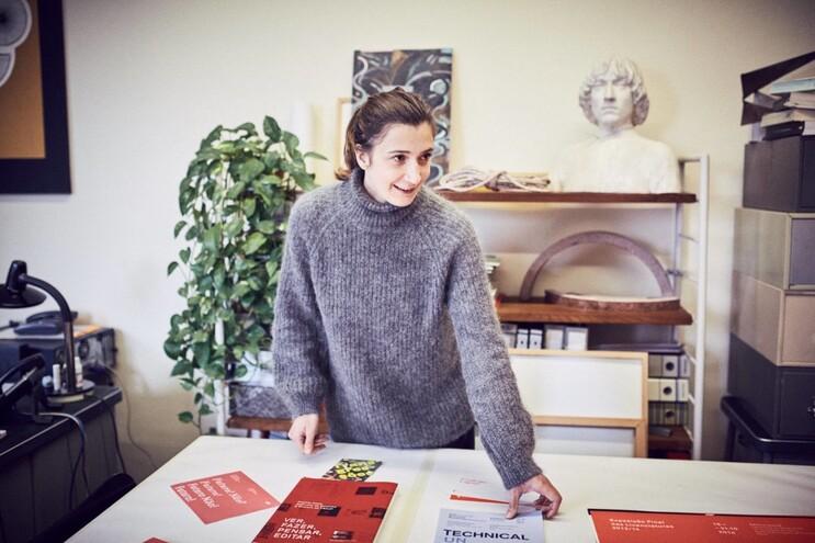 Márcia Novais é designer de comunicação no Porto e trabalha desde 2011 na Universidade do Porto