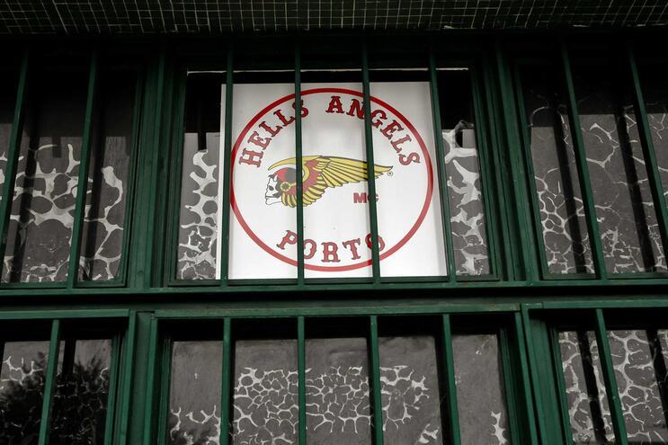 Sede dos Hell Angels no Porto