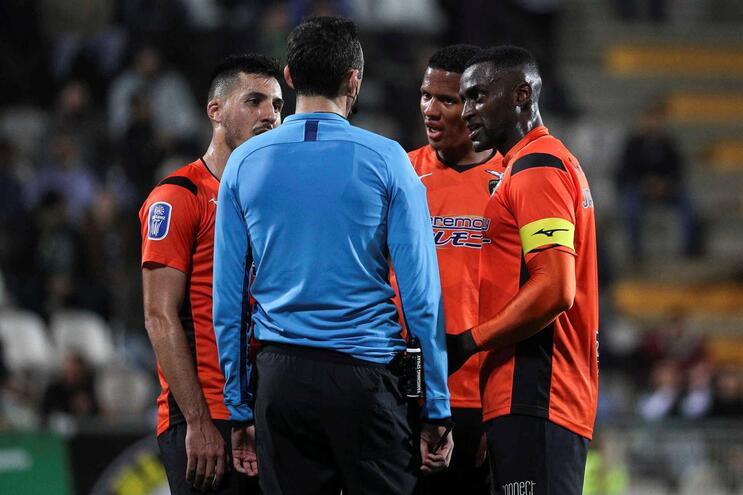 Queixa do Portimonense contra o Sporting arquivada pelo Conselho de Disciplina