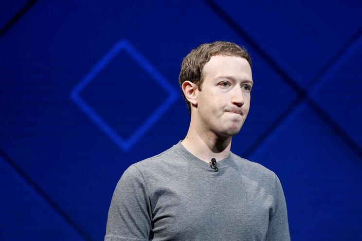 Zuckerberg será ouvido no Congresso dos EUA dia 11