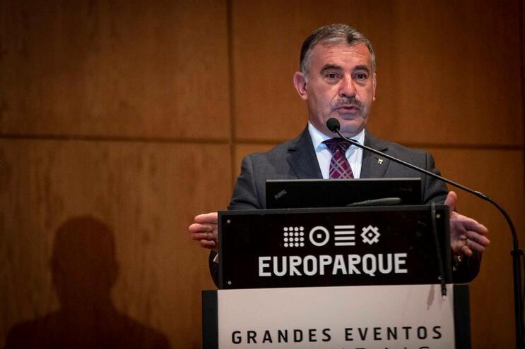 Emídio Sousa, presidente da Câmara de Santa Maria da Feira