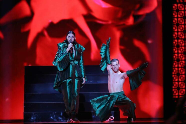 Conan Osiris não passou à final da Eurovisão