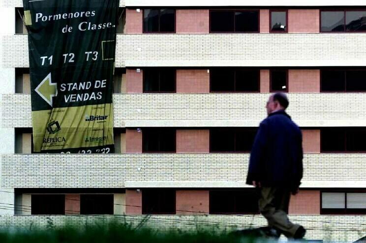Prestação da casa desce em janeiro para Euribor a seis meses