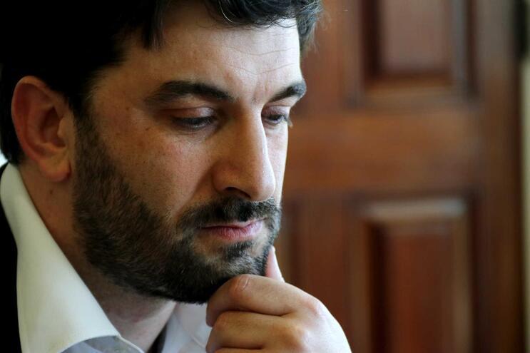 Tiago Brandão Rodrigues, ministro da Educação
