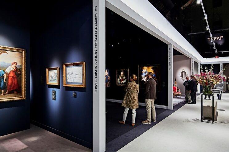 A entidade que há mais de 30 anos organiza a TEFAF criou um fundo, em 2012, para ajudar museus e instituições