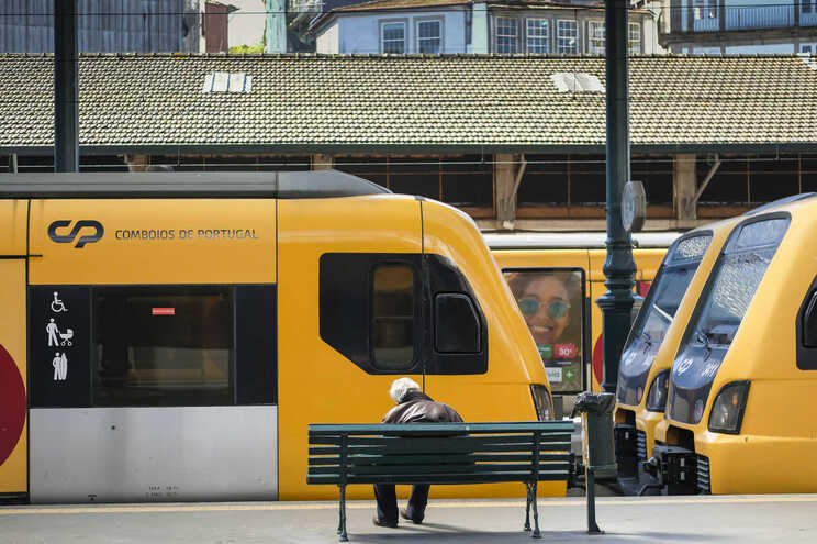 CP permite reembolso de bilhetes de viagens entre sexta-feira e 3 de novembro
