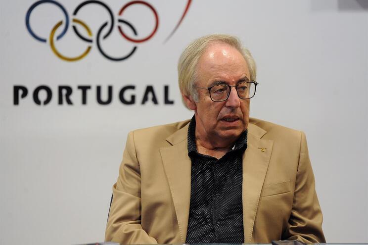 José Manuel Constantino, presidente do Comité Olímpico de Portugal qualificou de lamentável acórdão da