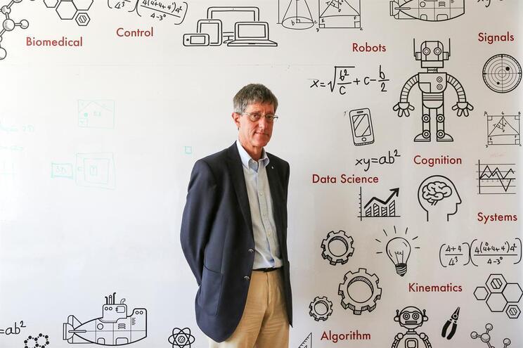 Arlindo Oliveira, presidente do Instituto Superior Técnico