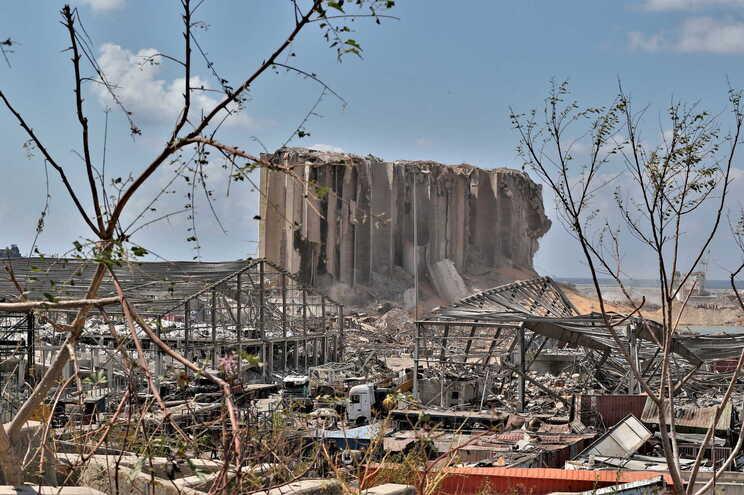 Explosão causou pelo menos 158 mortos e mais de seis mil feridos