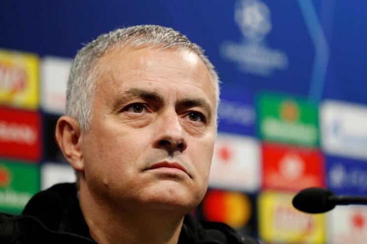 Mourinho critica postura do F. C. Porto em Liverpool