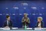 Conferência de imprensa sobre a evolução da pandemia