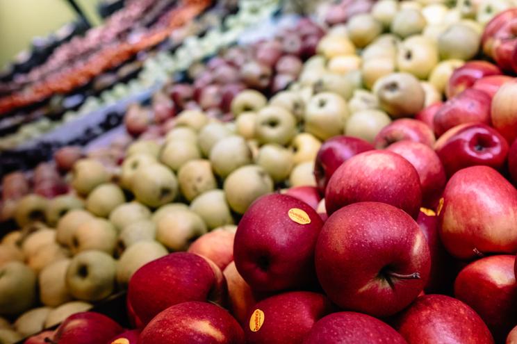 Apenas 17% das crianças comem fruta ao pequeno-almoço