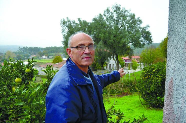 José Maria Machado chegou a mudar de casa por causa do incómodo
