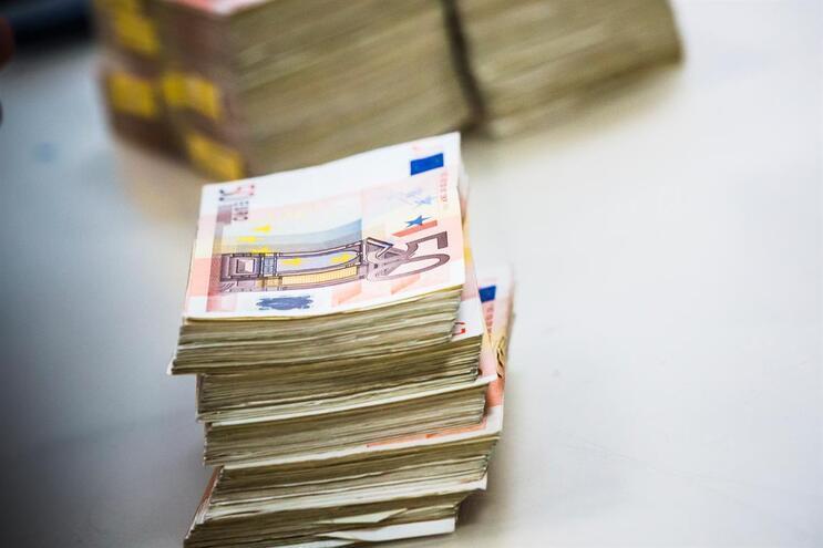 """Aumento """"marginal"""" de 0,4% - 64,6 milhões de euros"""
