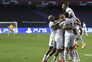 Atalanta e PSG defrontaram-se esta quarta-feira