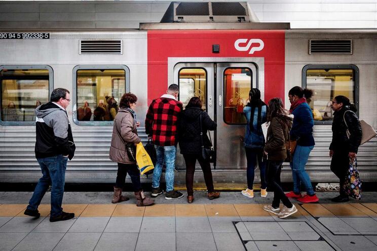 CP inicia hoje greve com 190 comboios nos serviços mínimos