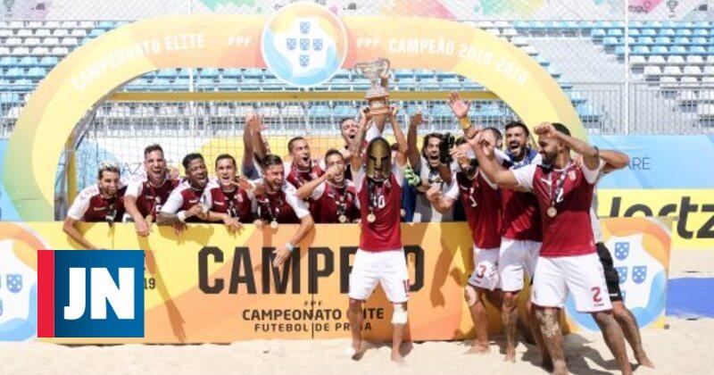 Sporting de Braga sagra-se tricampeão nacional