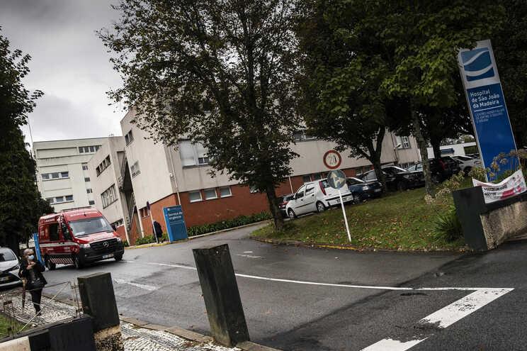 Hospital da Feira com 48 novos internamentos de doentes covid nos últimos três dias
