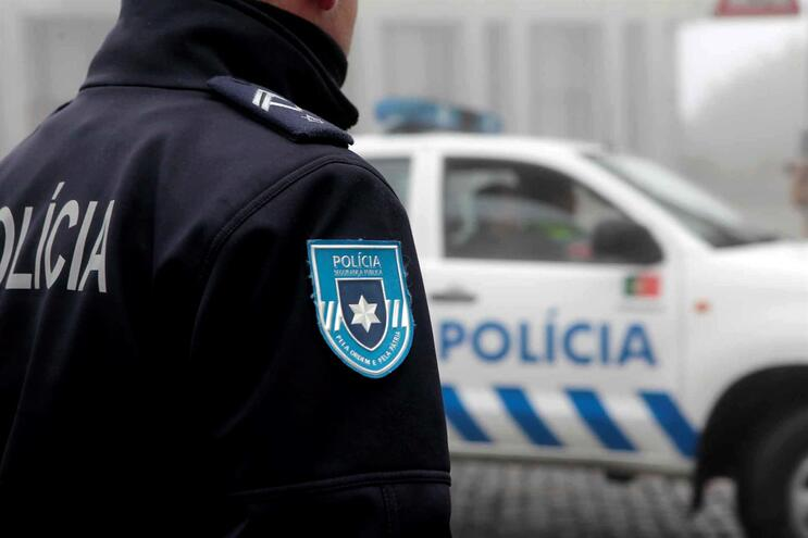 Suspeito foi intercetado pela PSP