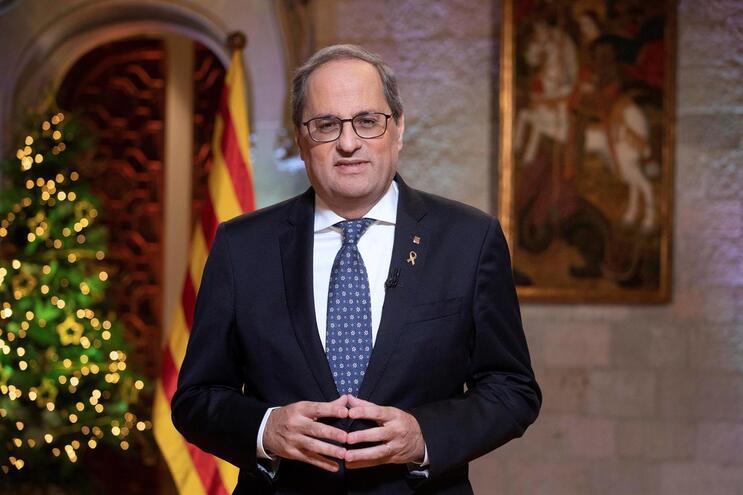 Quim Torra afastado de presidência da Catalunha por Junta Eleitoral