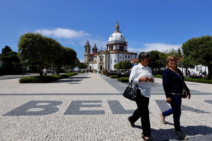 Sameiro, em Braga