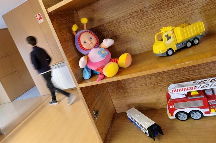 Quatro crianças infetadas em centro de acolhimento de Santo Tirso