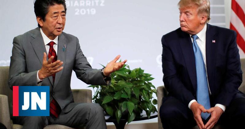 EUA e Japão anunciam acordo comercial de princípio