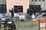 Empresários da hotelaria e restauração de Paços de Ferreira em protesto