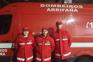 Bombeiros de Arrifana auxiliaram o parto no cabeleireiro