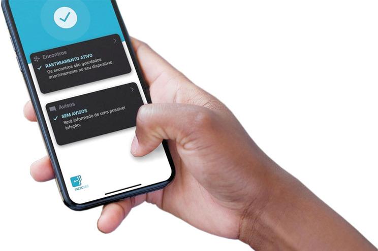 """Governo apoia """"app"""" anticovid-19 mas não assinou contrato"""