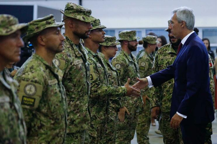 Portugal retira tropas do Iraque devido à pandemia