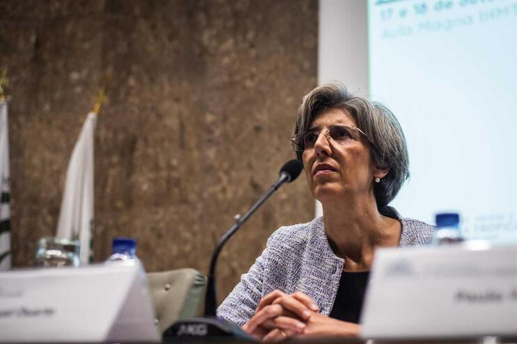 Raquel Duarte, pneumologista do Centro Hospitalar de Vila Nova de Gaia/Espinho