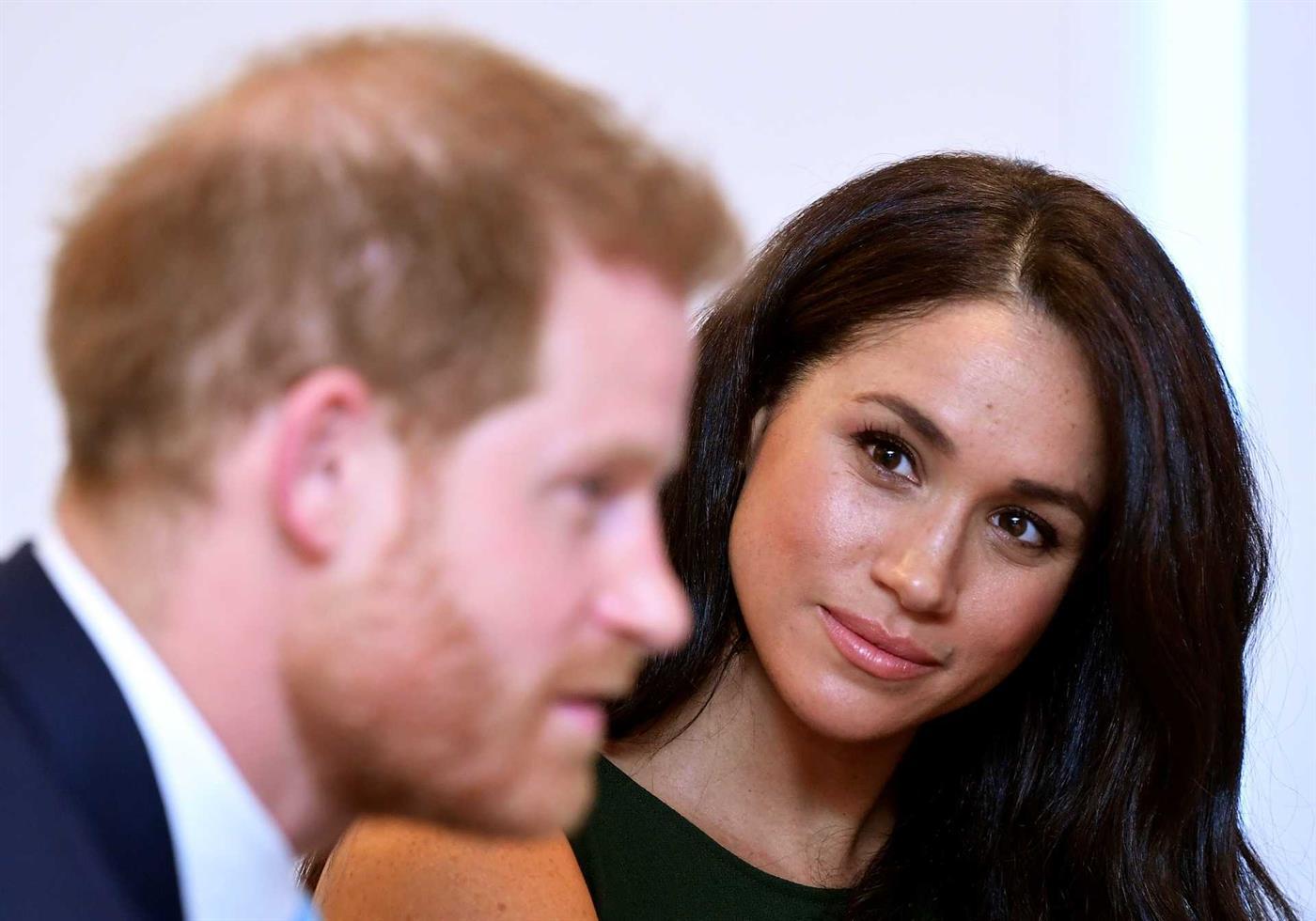 Harry e Meghan processaram vários jornais