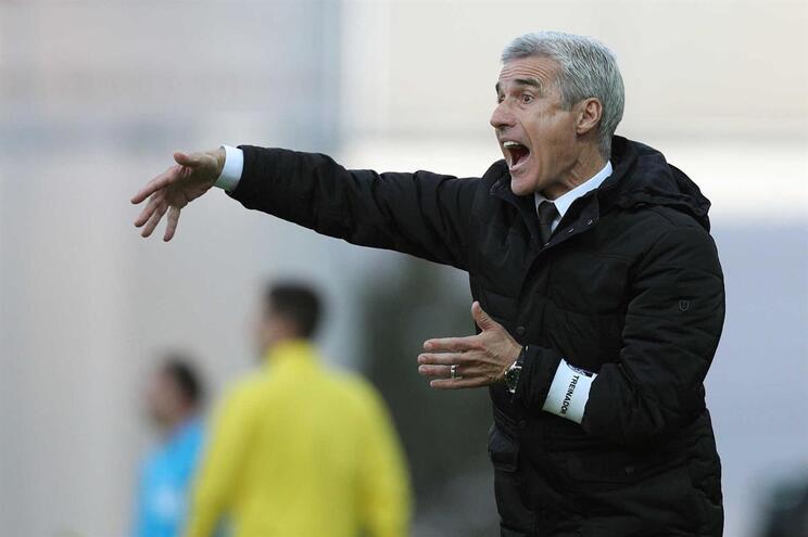 Luís Castro quer futebol de ataque no Shakhtar Donetsk
