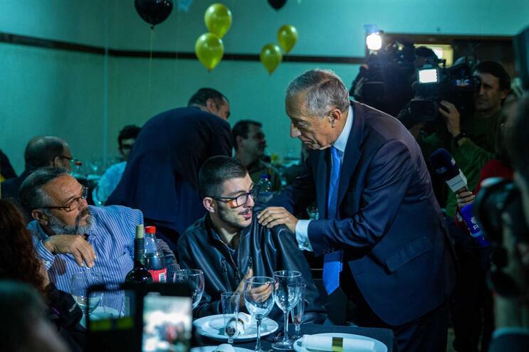 """Marcelo pede um Governo """"concretizador e dialogante"""" em 2020"""