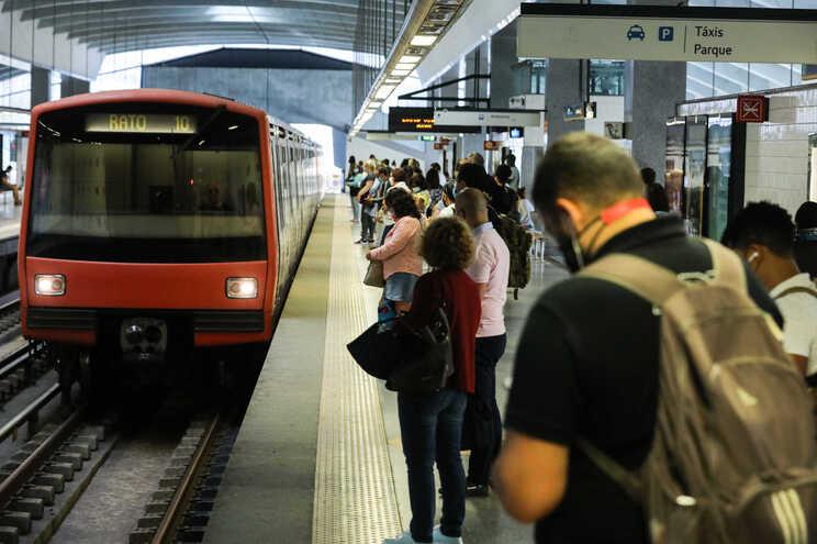 Programa Nacional de Investimento destina 719 milhões ao metro de Lisboa