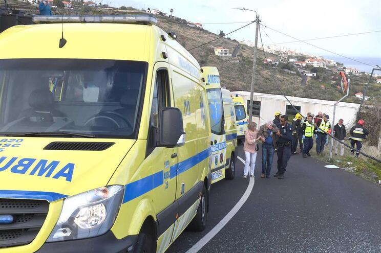 Força Aérea tem três aviões prontos a descolar para apoio na Madeira