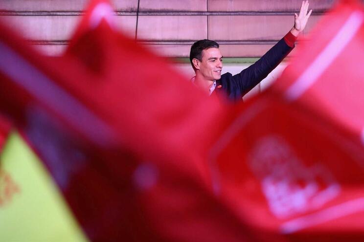 Sánchez venceu eleições mas resultados não são suficientes