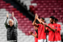 Benfica vence jogo da Liga Europa