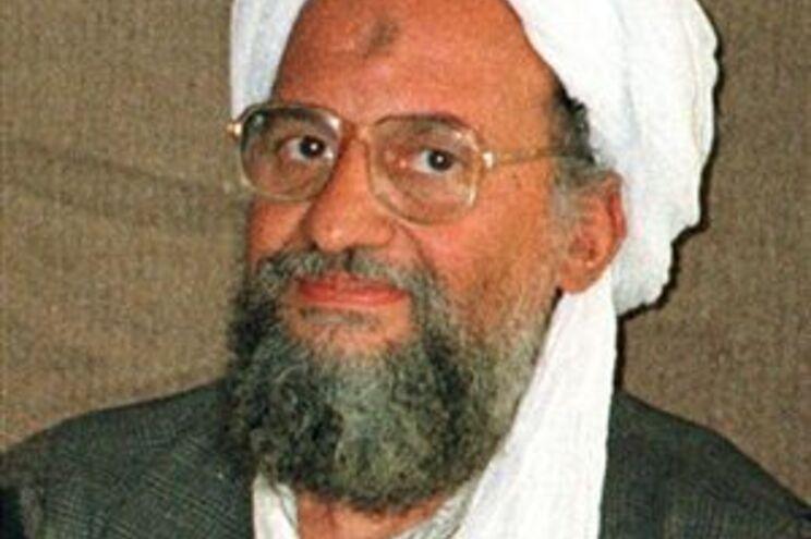 O líder da Al-Qaida, Ayman al-Zawahri