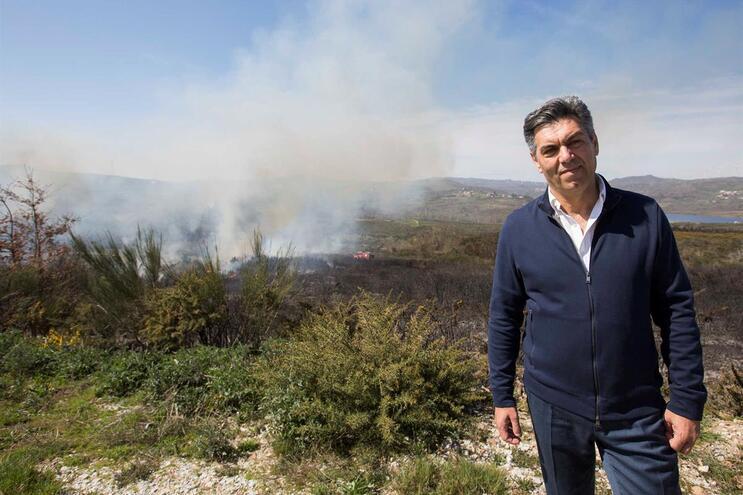 Secretário de Estado das Florestas e Desenvolvimento Rural, Miguel Freitas