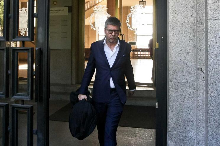 Diretor de comunicação do F. C. Porto, Francisco J. Marques