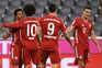 Bayern avassalador no arranque da Liga alemã