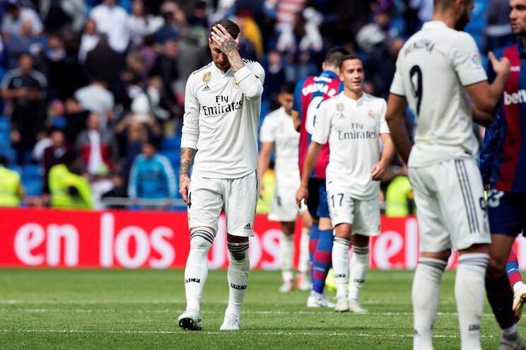 Sergio Ramos garante total apoio do plantel a Lopetegui