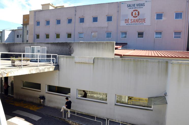Hospital Santos Silva, em Vila Nova de Gaia