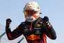 Max Verstappen celebra triunfo deste domingo